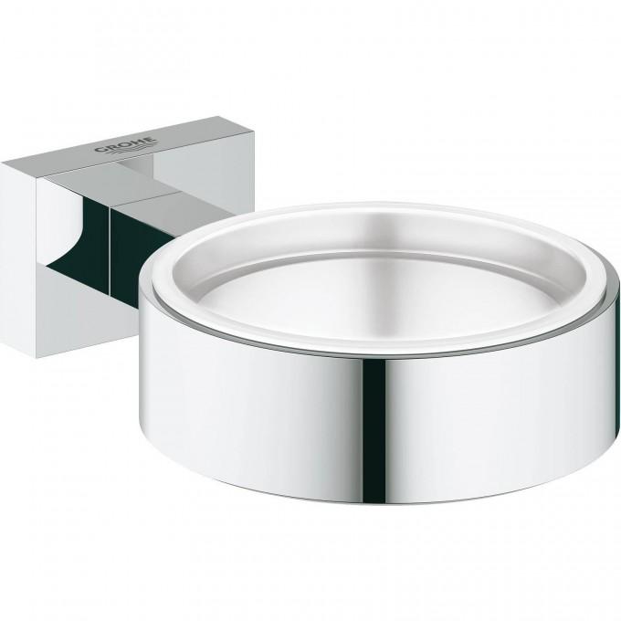 Держатель для стакана или мыльницы GROHE ESSENTIALS CUBE, хром () 40508001