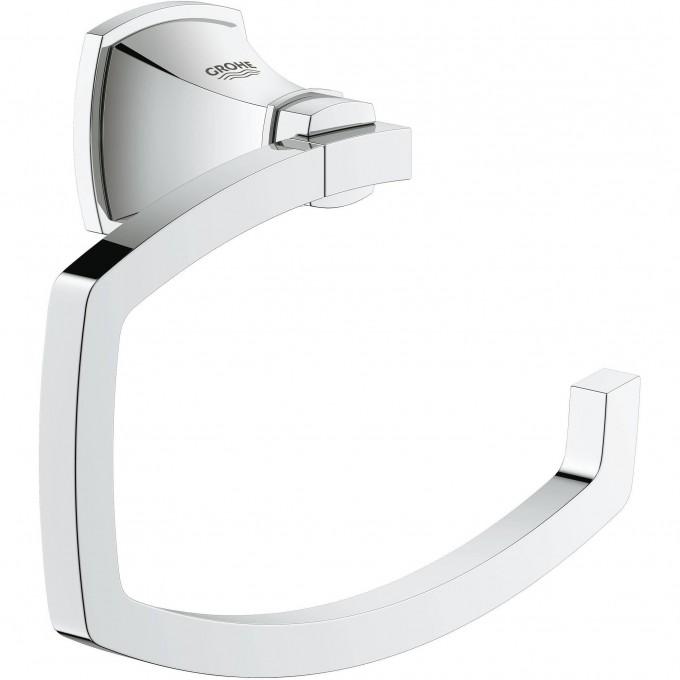 Держатель для туалетной бумаги GROHE GRANDERA без крышки, хром () 40625000