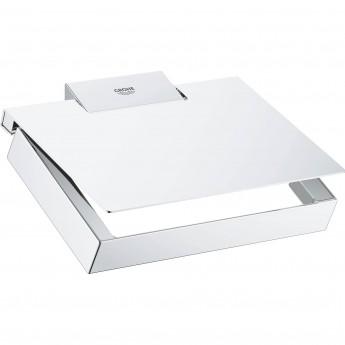 Держатель для туалетной бумаги GROHE SELECTION CUBE, хром (40781000)