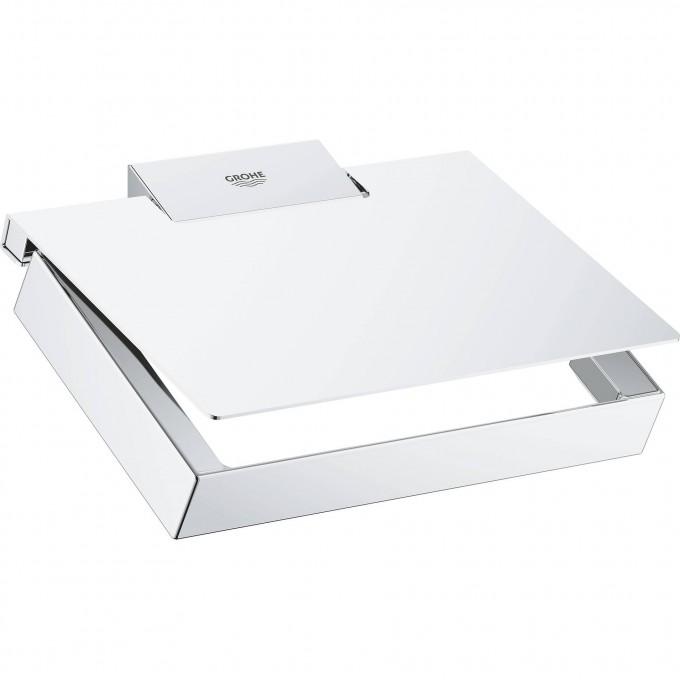 Держатель для туалетной бумаги GROHE SELECTION CUBE, хром () 40781000