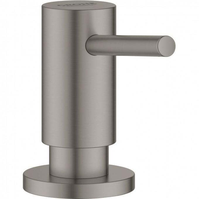 Дозатор жидкого мыла GROHE COSMOPOLITAN, темный графит матовый () 40535AL0