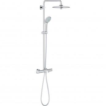 Душевая система для ванны GROHE EUPHORIA 260 с термостатическим смесителем, хром