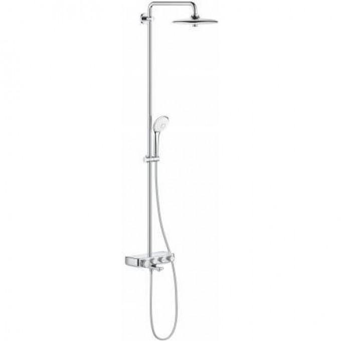 Душевая система GROHE EUPHORIA SMARTCONTROL 260 MONO с термостатом для ванны, хром 26510000