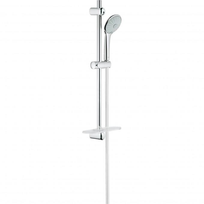 Душевой гарнитур GROHE EUPHORIA (ручной душ, штанга 600 мм, шланг 1750 мм), хром 27243001