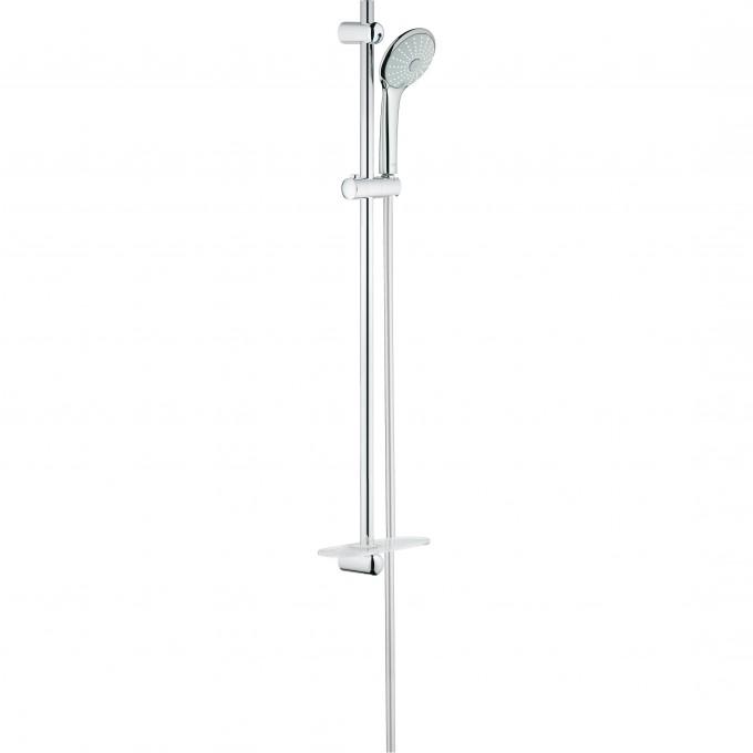 Душевой гарнитур GROHE EUPHORIA (ручной душ, штанга 900 мм, шланг 1750 мм), хром 27226001