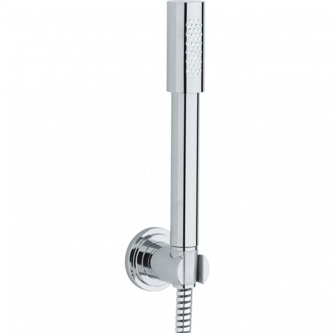Душевой набор GROHE SENA (ручной душ, настенный держатель, шланг 1500 мм), хром () 28348000