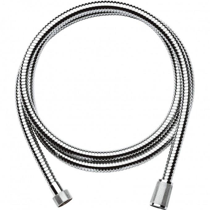 Душевой шланг GROHE RELEXAFLEX METAL LONGLIFE, металлический 2000 мм, хром 28145000