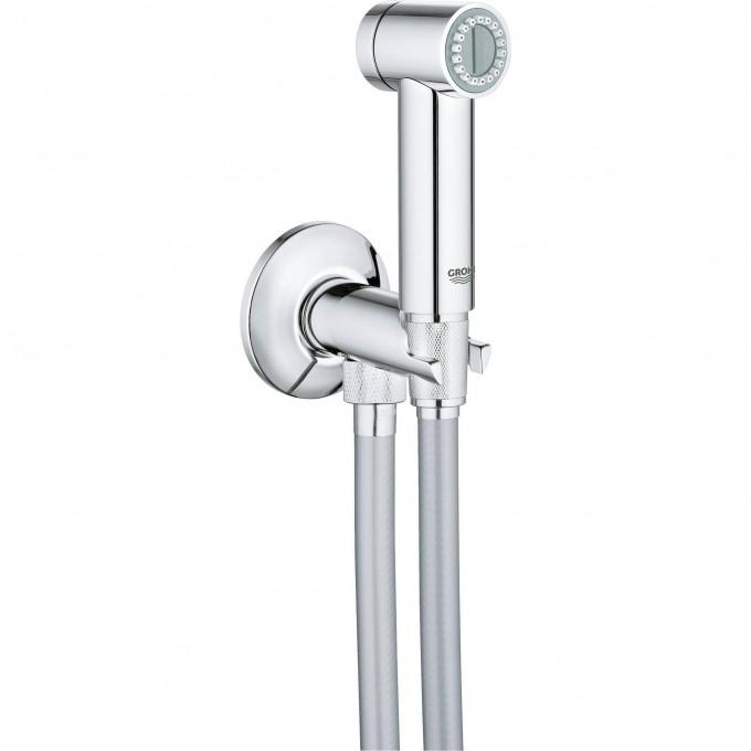 Гигиенический душ с вентилем, держателем и шлангом GROHE SENA, хром 26329000