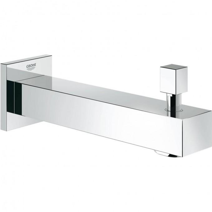 Излив для ванны GROHE UNIVERSAL CUBE, настенный с переключателем ванна/душ, хром 13304000