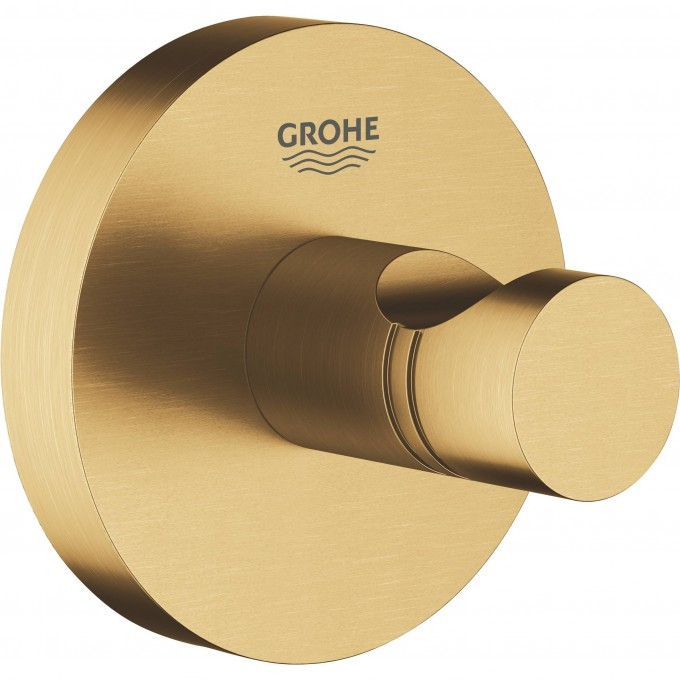 Крючок для халата GROHE ESSENTIALS, холодный рассвет матовый 40364GN1
