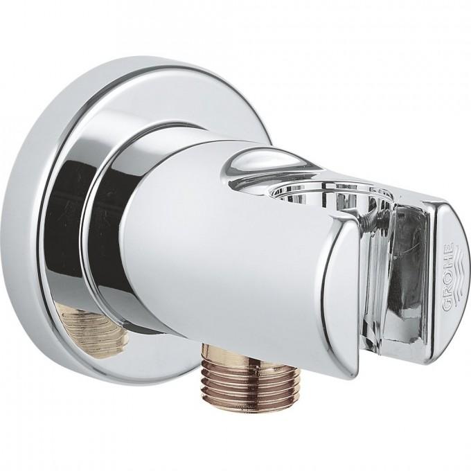Подключение для душевого шланга GROHE RELEXA с держателем, хром 28679000