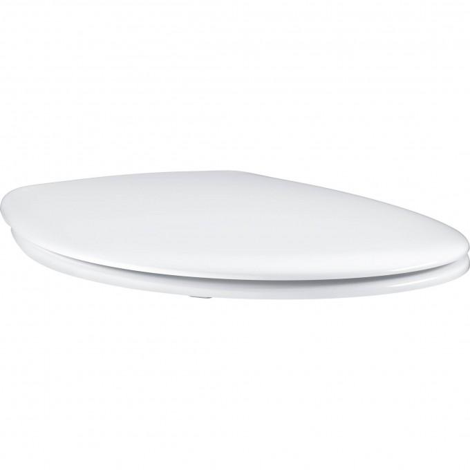 Сиденье для унитаза GROHE BAU CERAMIC (с микролифтом), альпин-белый 39493000