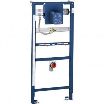 Система инсталляции для писсуара GROHE RAPID SL для ИК-панели или мех. смыва (1,13 м - 1,3 м) с принадлежностями для монтажа перед стеной