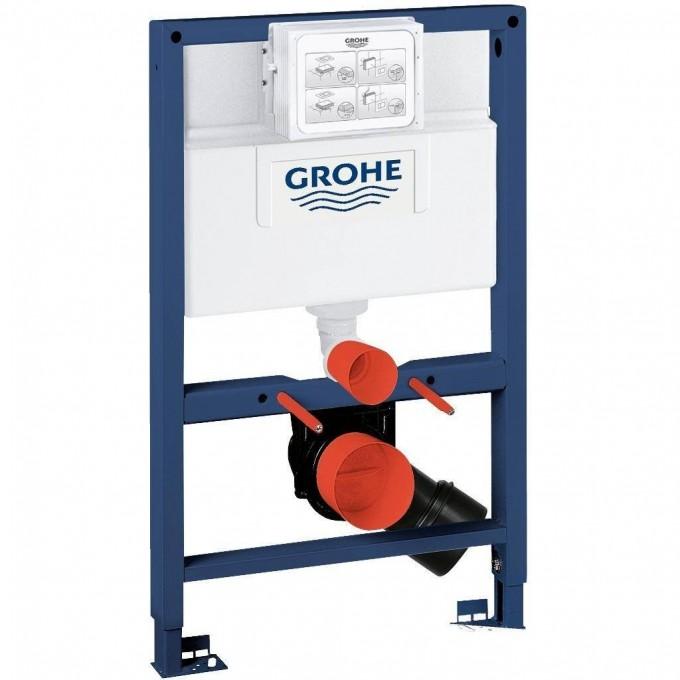 Система инсталляции для унитаза GROHE Rapid SL (0,82 м) для монтажа перед стеной 38526000