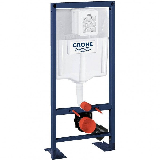 Система инсталляции для унитаза GROHE Rapid SL 38584001
