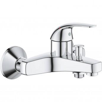 Смеситель для ванны GROHE BAUCURVE, настенный монтаж