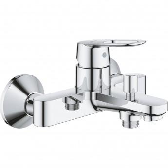 Смеситель для ванны GROHE BAULOOP, настенный монтаж (23603000)
