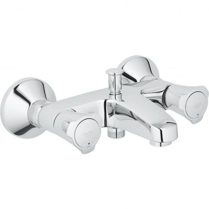 Смеситель для ванны GROHE COSTA L, хром () 25450001