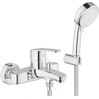Смеситель для ванны GROHE EUROSTYLE COSMOPOLITAN с ручным душем New Tempesta Cosmo II, хром (3359220A)