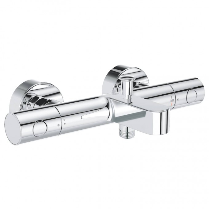 Термостат для ванны GROHE GROHTHERM 800 COSMOPOLITAN, внешний монтаж, хром () 34766000