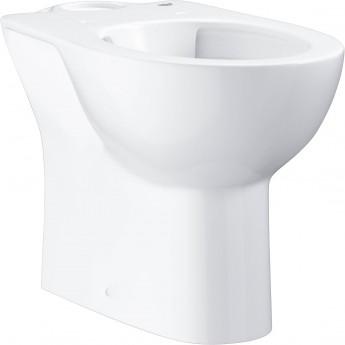 Унитаз GROHE BAU CERAMIC напольный для комбинации с бачком наружного монтажа, альпин-белый