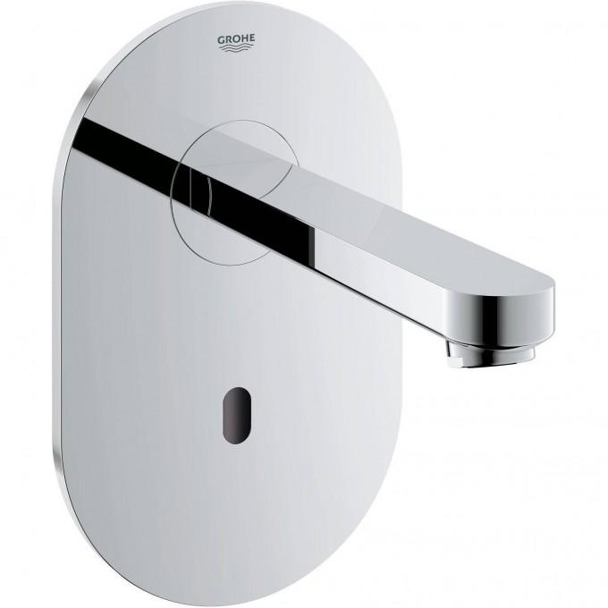 Вентиль инфракрасный для раковины GROHE EUROECO CE, без функции смесителя, хром 36273000