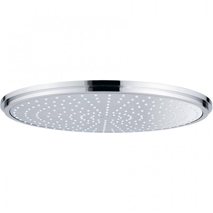 Верхний душ GROHE Rainshower Cosmopolitan Metal, 1 режим, диаметр 400 мм, хром () 28778000