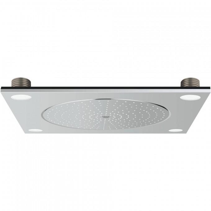Верхний душ со встроенным источником света для систем GROHE F-DIGITAL DELUXE, хром 27865000